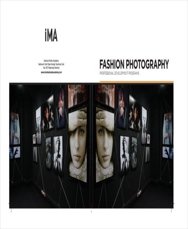 storyboard on fashion photography
