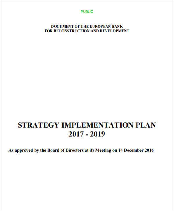 strategic implementation plan1
