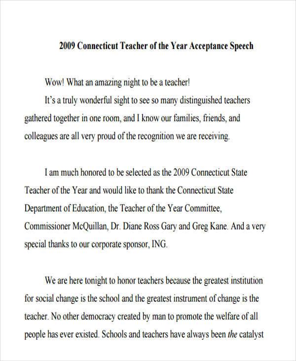 Company Christmas Party Speech Ideas Part - 30: Teacher Appreciation