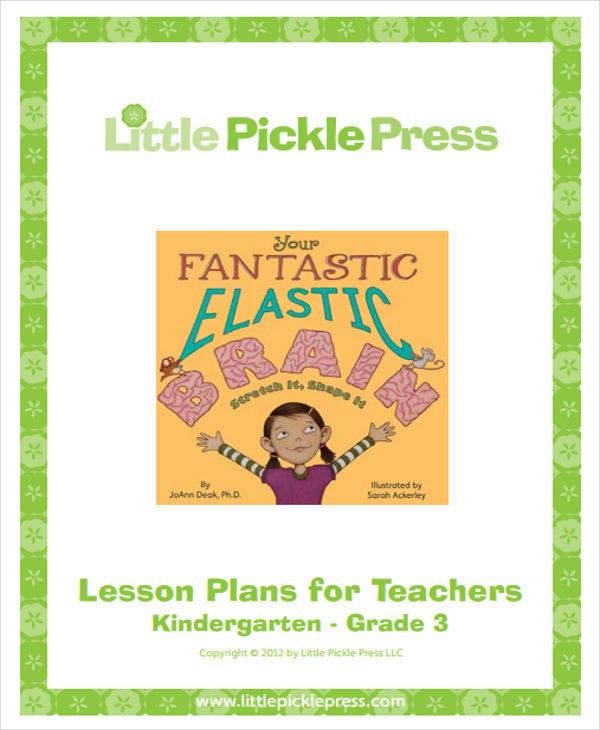 teacher lesson plan