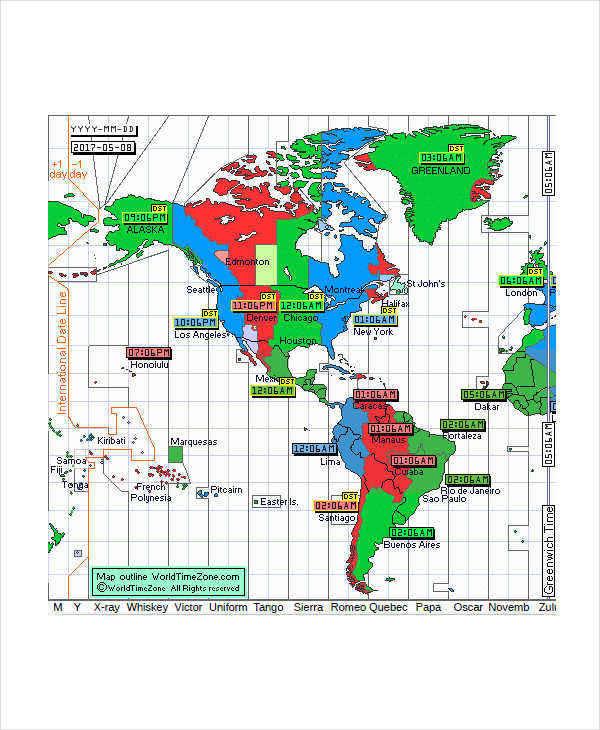 time zone comparison chart3