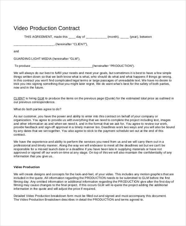 video production1