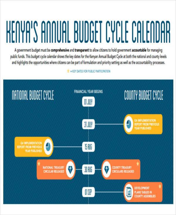 31 Calendar Samples & Templates | Sample Templates