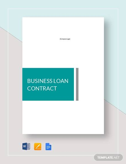 business loan contract1