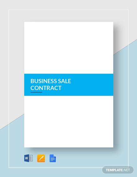 business sales contract2