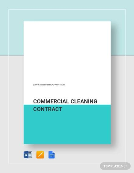 commercial cleaning contract5