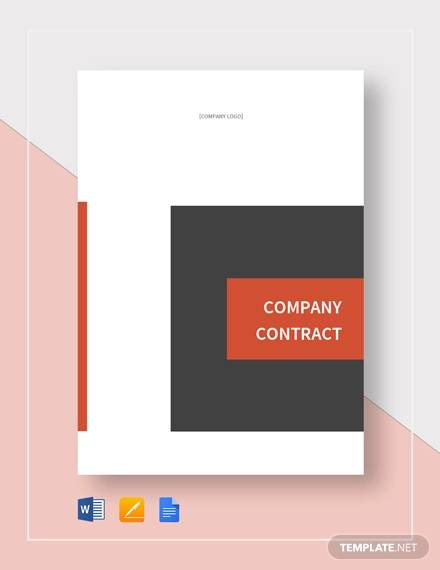 company contract1