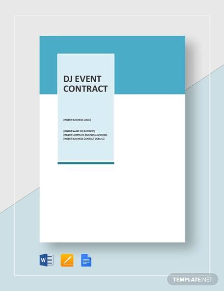 dj event