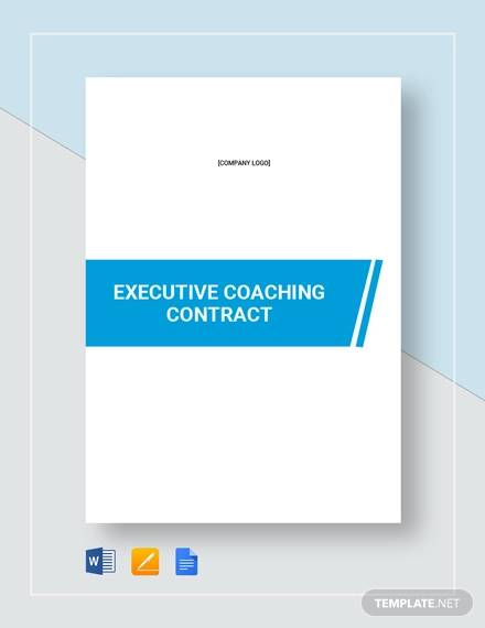 executive coaching contract4