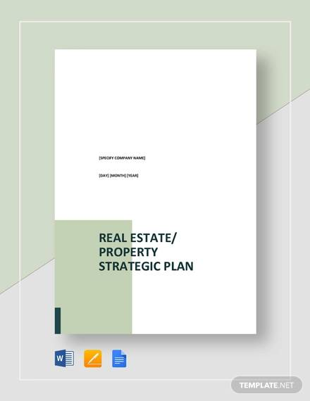 real estate property strategy