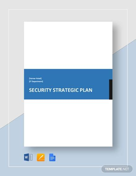 security strategic