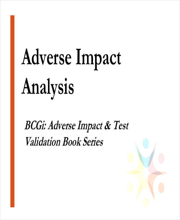 analysis of adverse impact