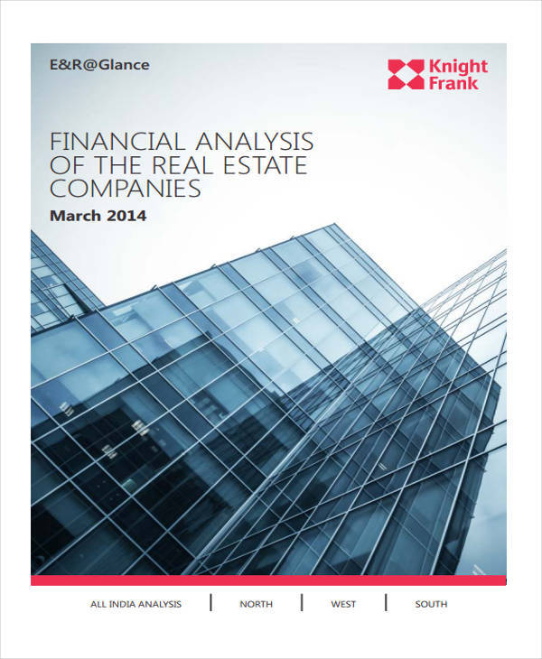 analysis of real estate company1