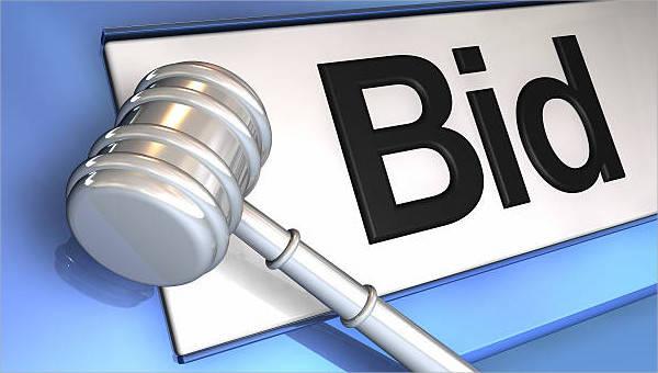 Bid Memo Templates | Bid Memo Templates 8 Examples In Word Pdf