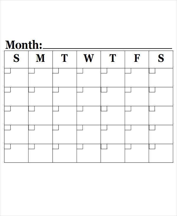 bill tracking calendar