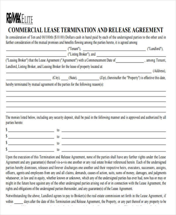 38+ Printable Lease Agreements