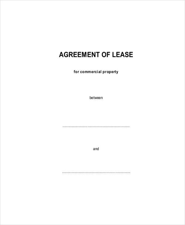 commercial property lease agreement1