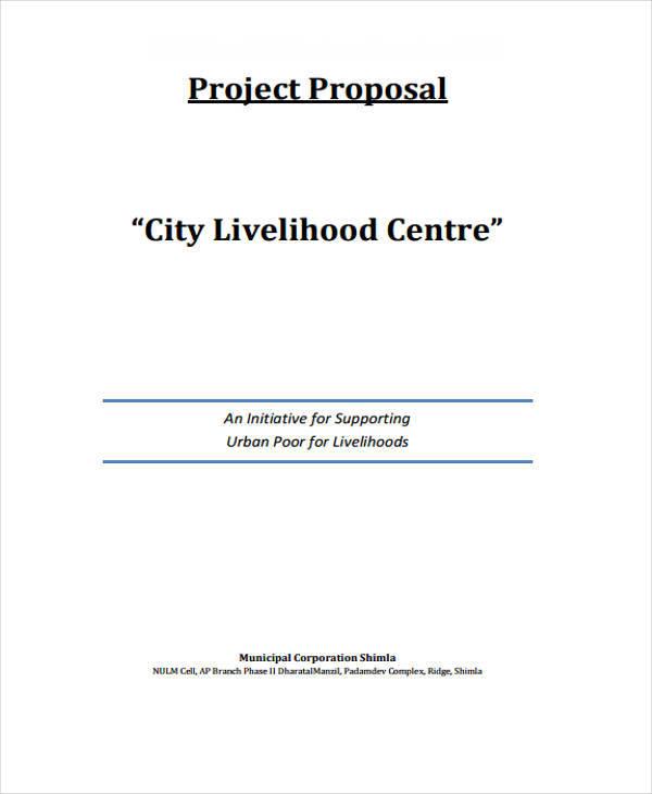 community livelihood project