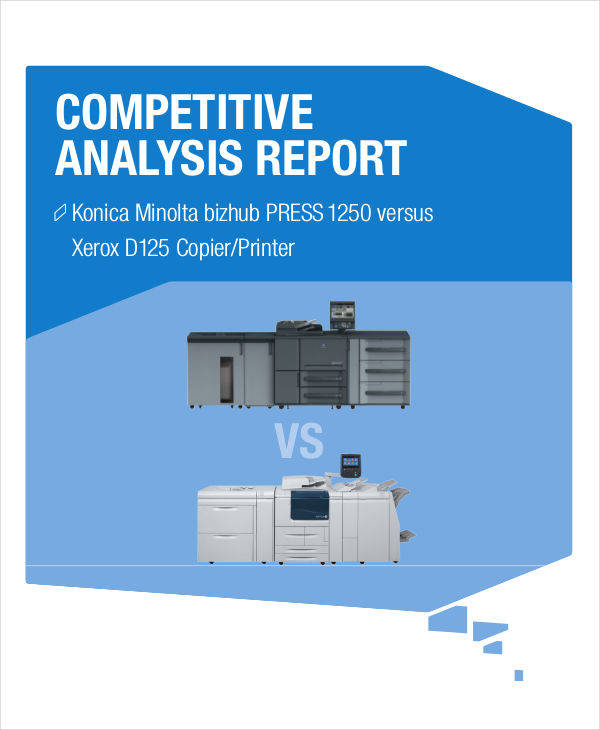 competitive analysis report1