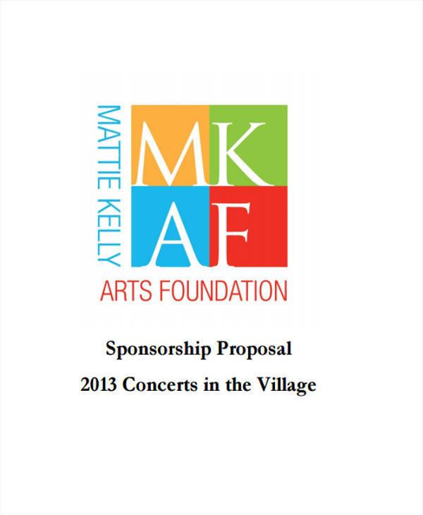concert sponsorship proposal1