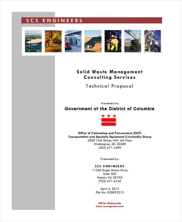 consultancy technical proposal1