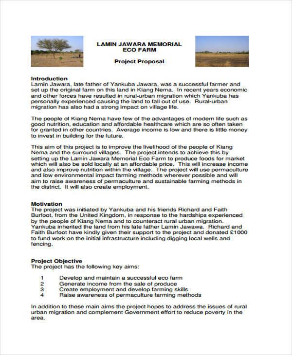 eco farm project