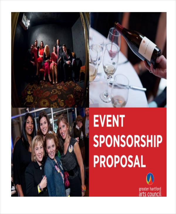 event partnership proposal