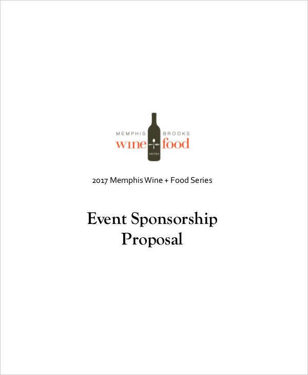 event sponsorship proposal1