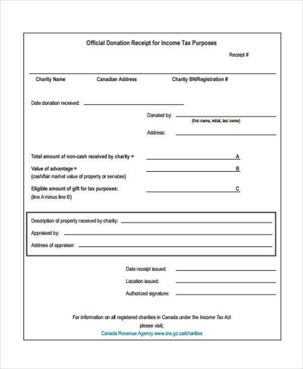 fundraiser tax receipt1