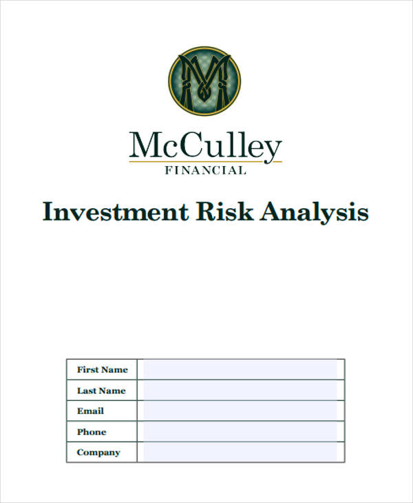 investment risk analysis1
