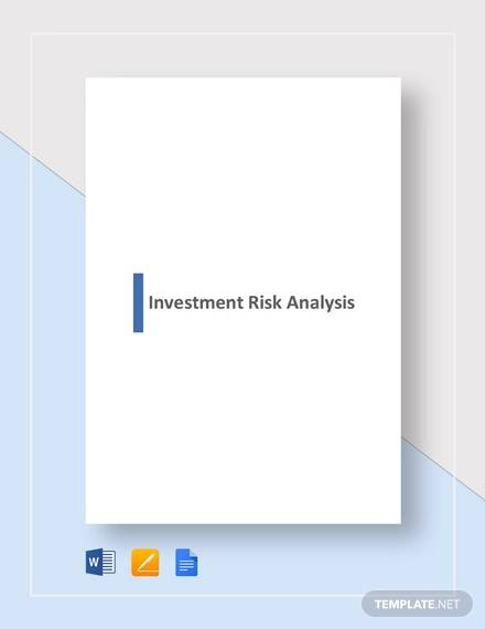 investment risk analysis2