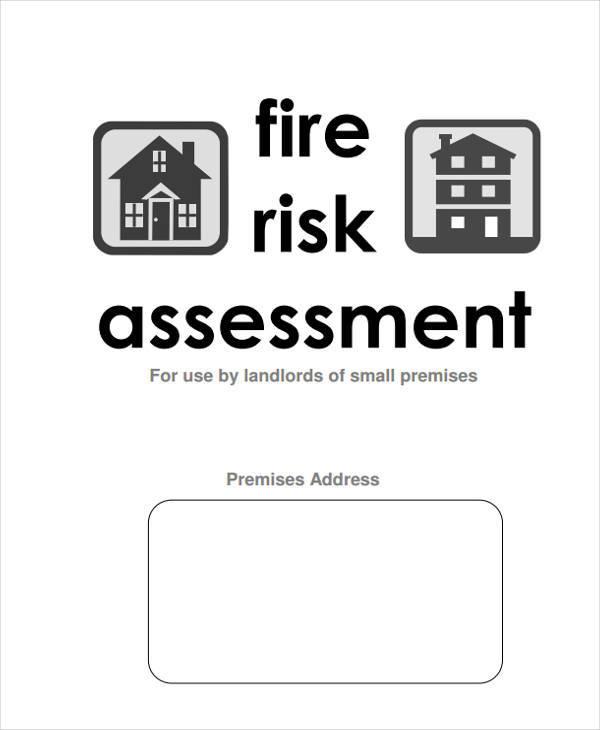 landlords fire risk assessment