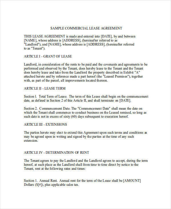 lease agreement for commercial building2