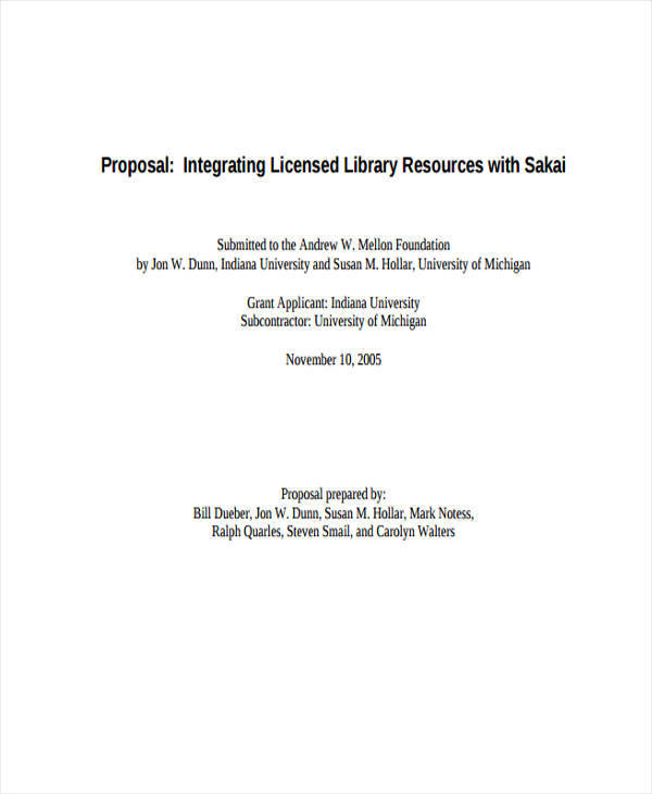 library database project