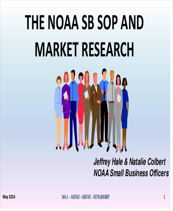 market research sop