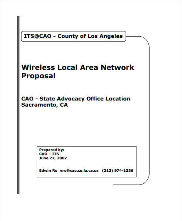 network design project