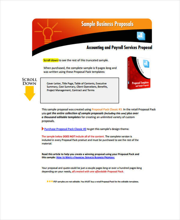 payroll service project