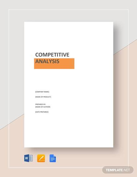 product competitive analysis3