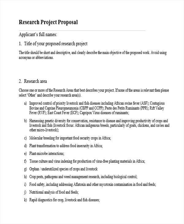 research project proposal2