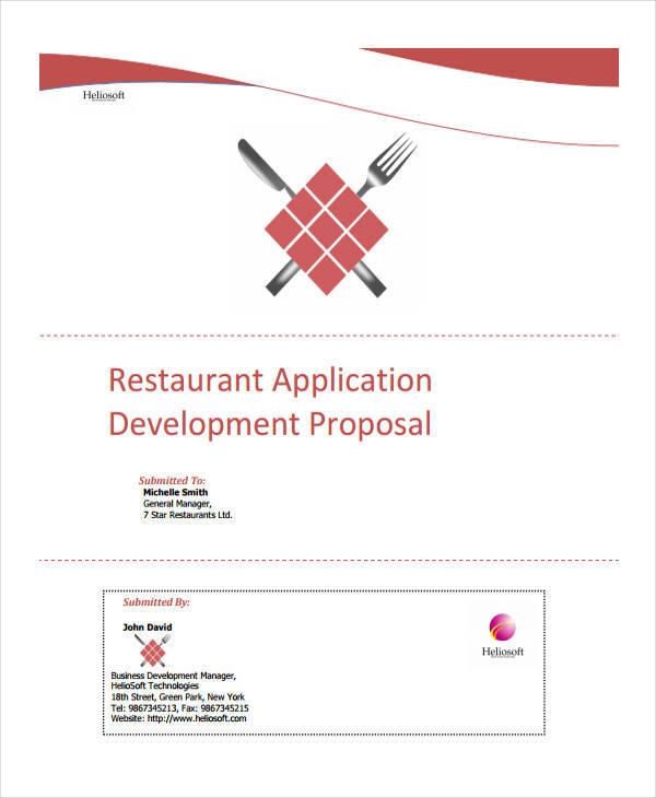 restaurant management project