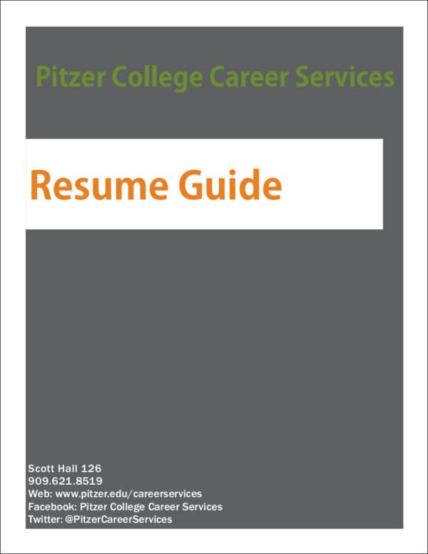 resume guide1