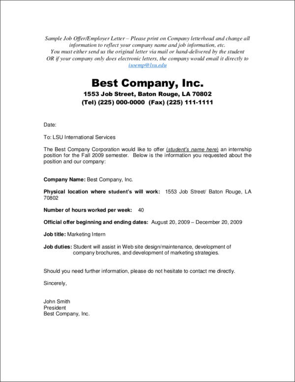 job offer letter template uk offer acceptance letters tips examples and guide 20620 | Sample Job Offer Employer Letter