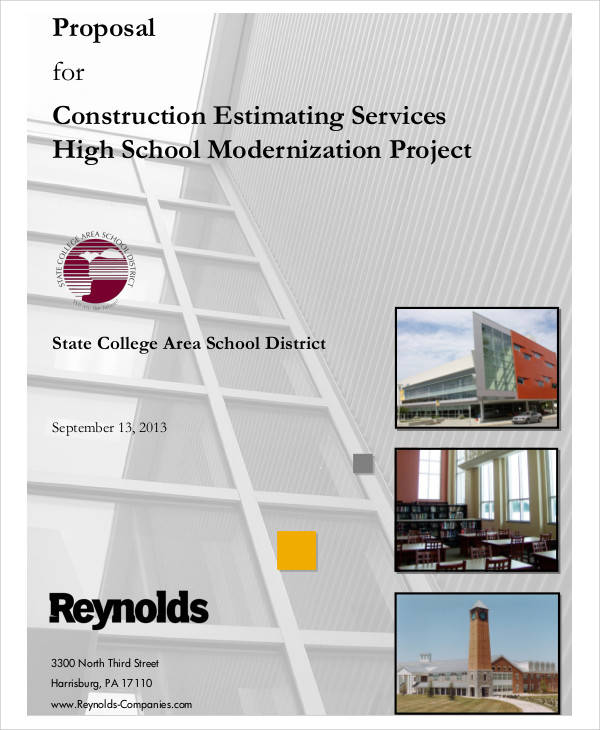 school construction project