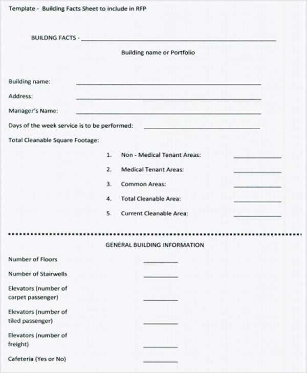 sheet for cleaning bid