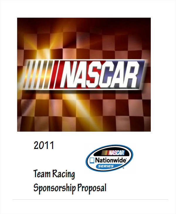 motorsports sponsorship proposal template - 38 proposal samples in doc sample templates