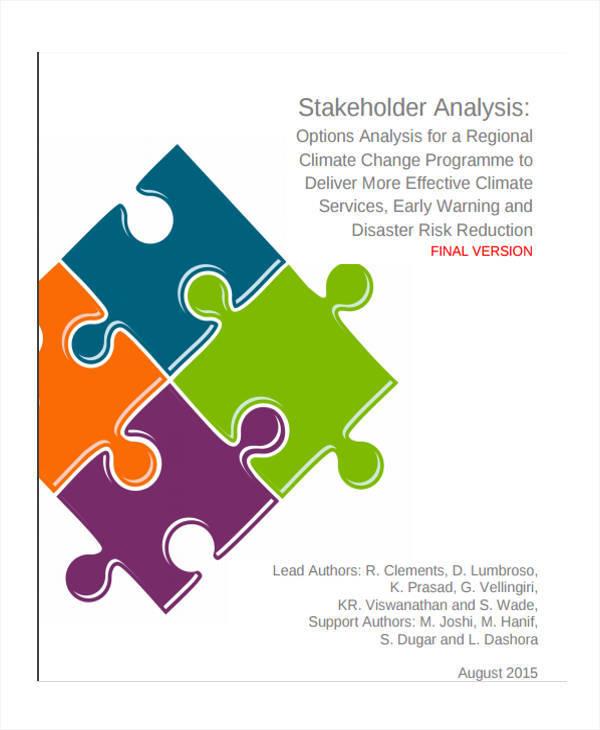 stakeholder agenda analysis1
