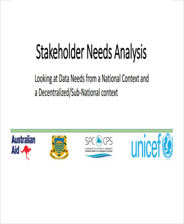 stakeholder needs analysis1