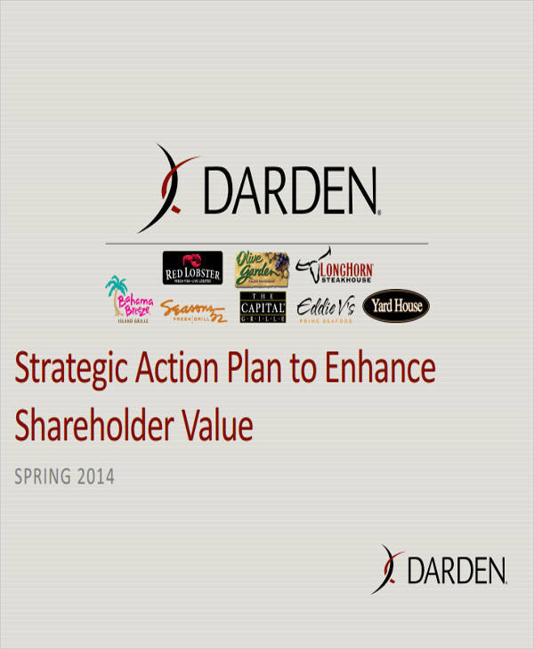 strategic sales action
