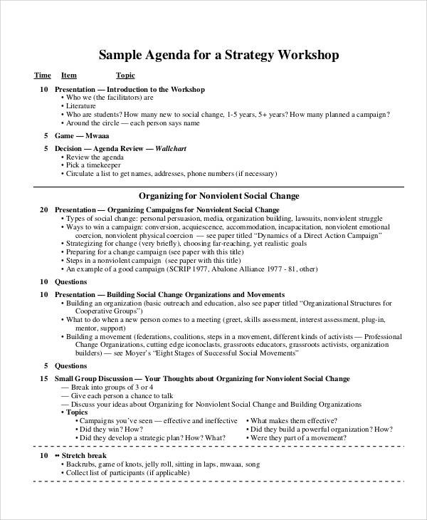 strategy workshop agenda2