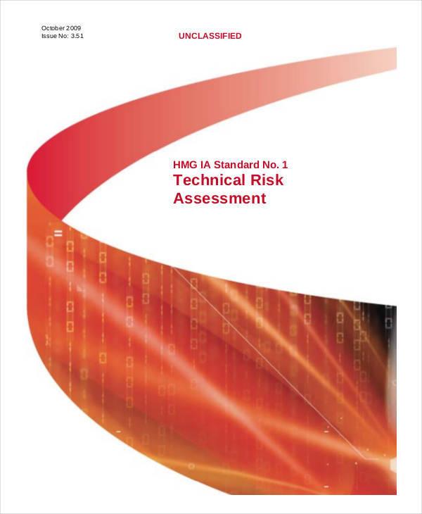technical risk sample assessment